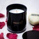 Black Glass Jar - Premium Collection